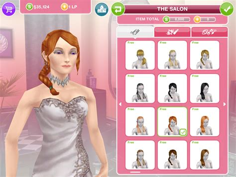 how to get long hairs on sims freeplay sims freeplay boutique hair event