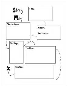 template story 10 story map templates free word pdf format