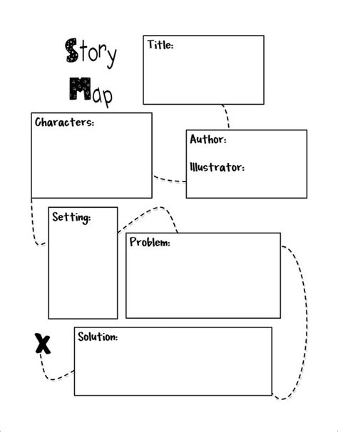 storyline templates free printable plot diagram graphic organizer printable