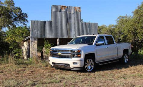 chevrolet silverado high country review car reviews