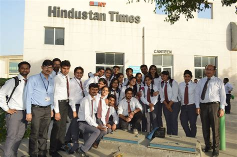 Jaipuria Institute Of Management Noida Mba Fees by Industrial Visit By Mba Students Batch 2015 17 To