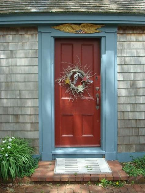 Cape Cod Front Doors Pin By Healy Leh Design On Cape Cods