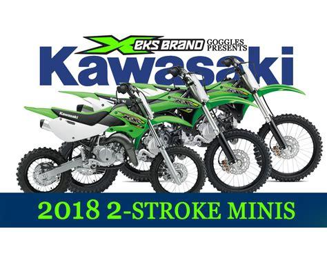 2 stroke motocross bikes for dirt bike magazine kawasaki 2 strokes minis for 2018