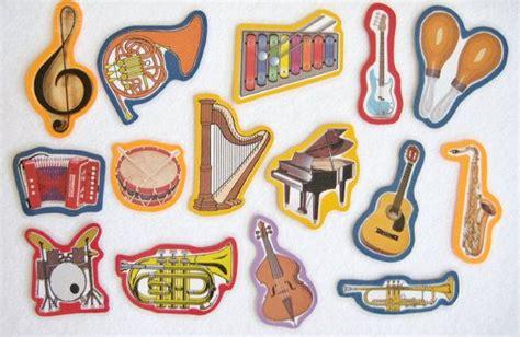 felt violin pattern musical instruments felt board flannel board set flannel