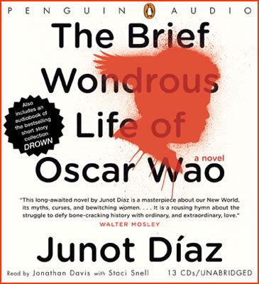 the brief wondrous life book review the brief wondrous life of oscar wao