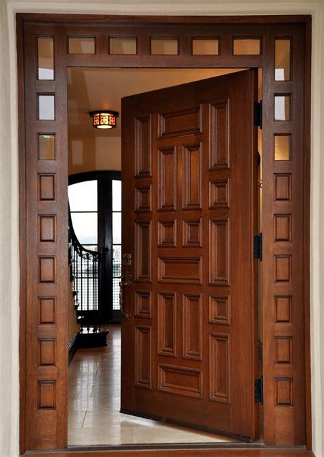 hand  historical reconstuction main entry door