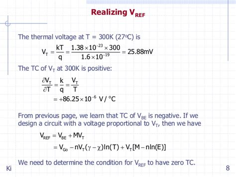 what is diode thermal voltage ic design of power management circuits iv