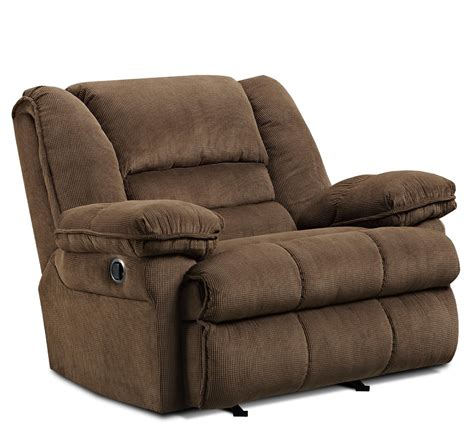 huge recliners simmons upholstery lancer big man s recliner toptags