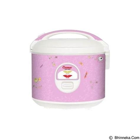 Rice Cooker Cosmos Crj 107 jual rice cooker cosmos magic crj 3301 harga murah