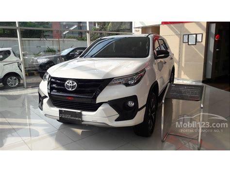 Toyota Fortuner Vrz 2 4 2016 jual mobil toyota fortuner 2016 vrz 2 4 di dki jakarta
