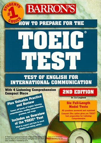 Buku Tes Toefl 14 Exams In Preparation Practice Toefl Cd toeic all about