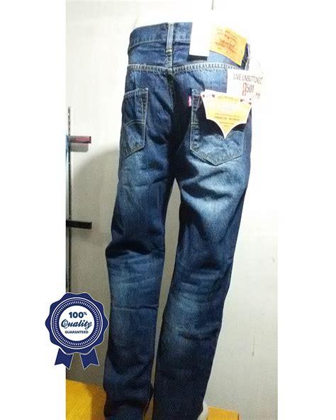 Pria Celana Levis Premium 501 Pendek jual celana levis levi s premium 501 import anza