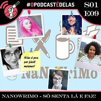 Nanomonkeys The Nanowrimo Podcast by P 225 7
