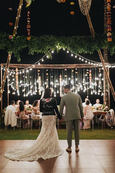 Wedding Bali by This Colorful Villa At The Sanctuary Bali Wedding Is A