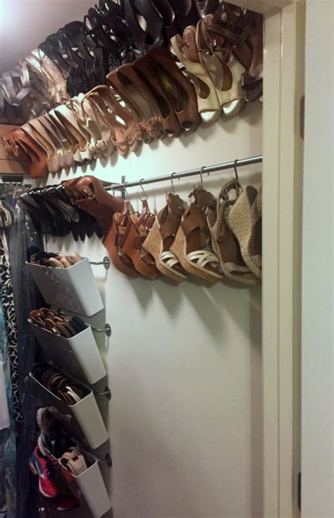 wall storage for shoes 9 ingenious ikea hacks to maximise shoe storage ikea