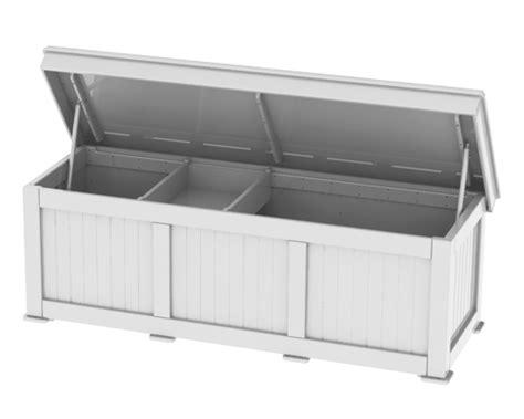 Tretta Storage Box 72 storage deck box 72 quot