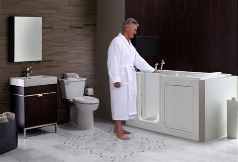 walk in bathtubs for seniors reviews walk in tub consumer