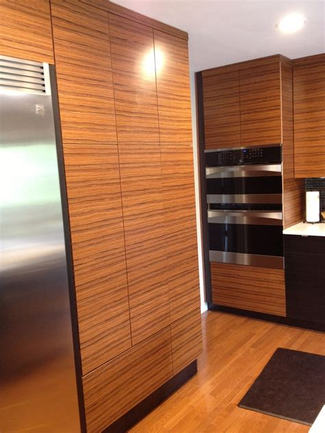 kitchen cabinet laminate veneer kitchen cabinets made with reconstituted quarter cut