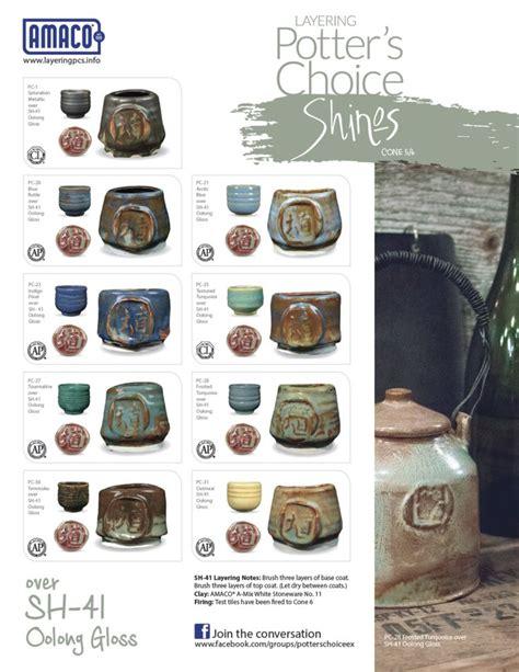 amaco ceramics 60 best ceramic glazes images on amaco glazes