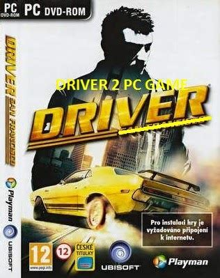 download highly compressed full version games for pc free download driver 2 highly compressed full version pc
