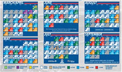Los Angeles Dodgers Giveaway Schedule - free los angeles dodgers 2014 pocket schedule thrifty momma ramblings
