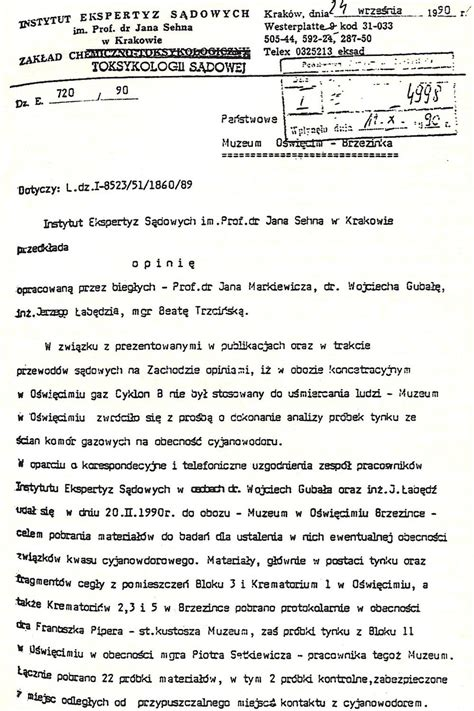 digital forensics report sle codoh an official report on the auschwitz