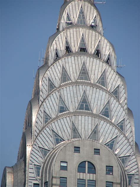 chrysler building architecture chrysler building nyc deco at its best