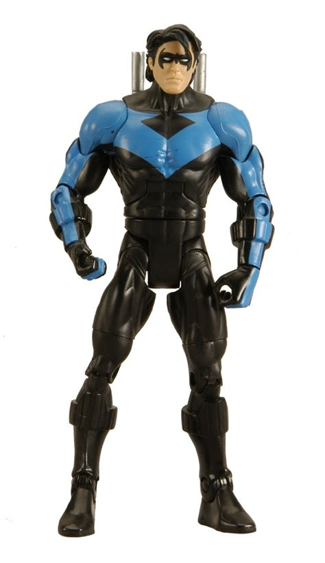 dc universe classic nightwing figure
