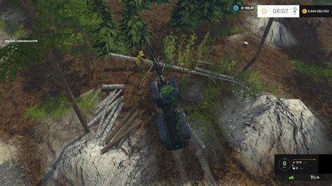 Birch Ls by Fs 15 Harvester Birch Trees V 1 0 Placeable Objects Mod