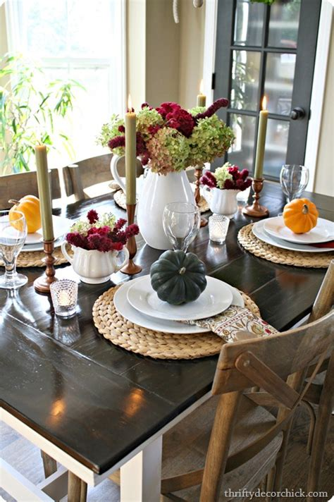 Thanksgiving Tablescapes Design Ideas Thanksgiving Tablescape Decor Decor Charm