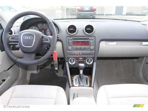 audi a3 dashboard 2013 audi a3 2 0 tdi light gray dashboard photo 69370297