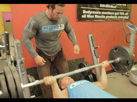 mike o hearn bench press mike o hearn steve cook antrenament brate personal