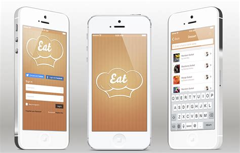 beaufiful swift templates images gt gt food ios template in