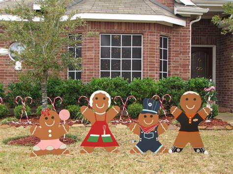 outdoor decor gingerbread room ornament