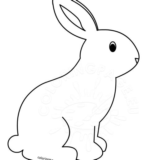 rabbit coloring pages free printable rabbits coloring pages free best of bunny rabbit kiopad
