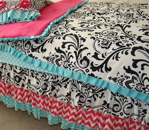 teal and pink bedding black teal and hot pink chevron toddler crib bedding 3 piece pillow case blanket