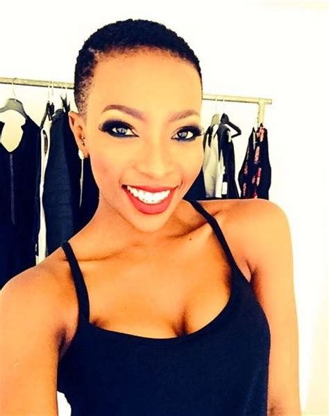 south africal celebrities with african hair celebs with hair that we love