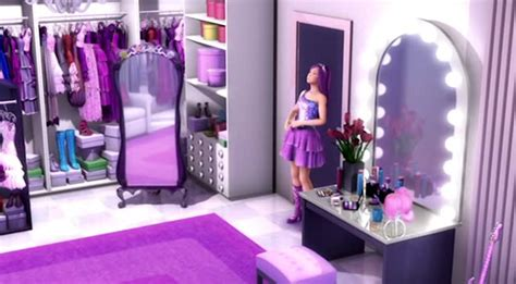 room for a barbie princess from doimo cityline digsdigs whose room poll results barbie the princess and the