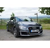 Audi RS 3 Sportback Review First Drive