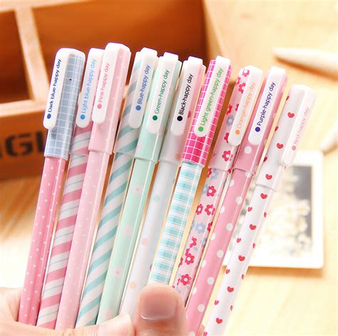 8 Adorable Stationery Kits by Aliexpress Buy B34 Pack Of 10pcs Flower