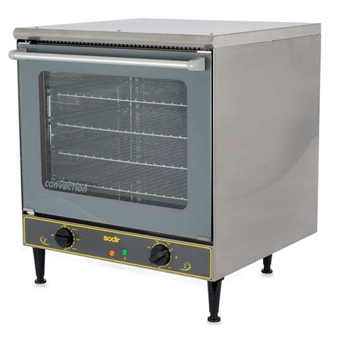 Commercial Countertop Ovens by Specifications