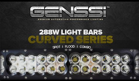 Genssi Led Light Bars Bluetooth Controller Amazon Co Uk Genssi Led Light Bar Review