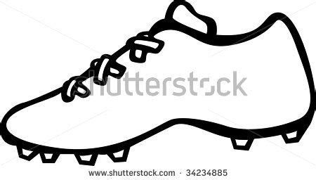boat cleat drawing football cleats drawing at getdrawings free for