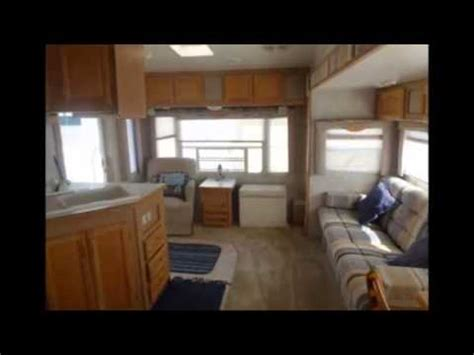 Rockwood 5th Wheel Floor Plans 2003 forest river wildcat 5th wheel in winston or youtube