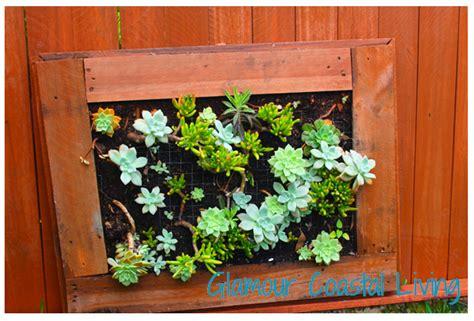 Vertical Garden Planter Boxes Vertical Herb Garden Planter Box Coastal Living