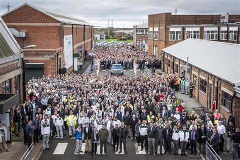 bentley headquarters a new segment is created first bentley bentayga rolls off