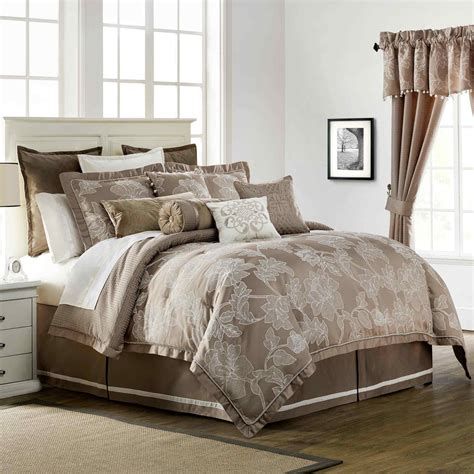 Waterford Bedding Collection by Waterford Trousseau Comforter Set Bedding Collections