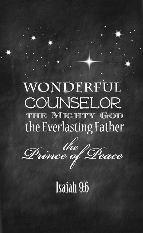 isaiah   christmas printable christmas quotes isaiah  christian quotes