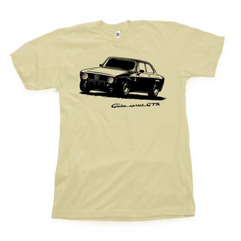 Alfa Romeo Shirt by Alfa Romeo Gta T Shirt Classic Car Shirt Vintage Car
