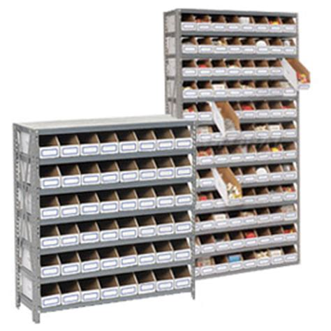 bins totes containers bins shelving system steel